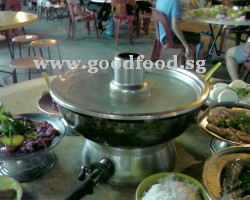 seafood steamboat