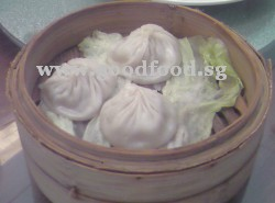 Xiao long bao (little dragon dumpling)